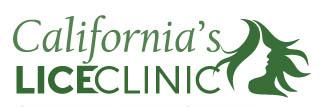 Californias Lice Clinic Logo