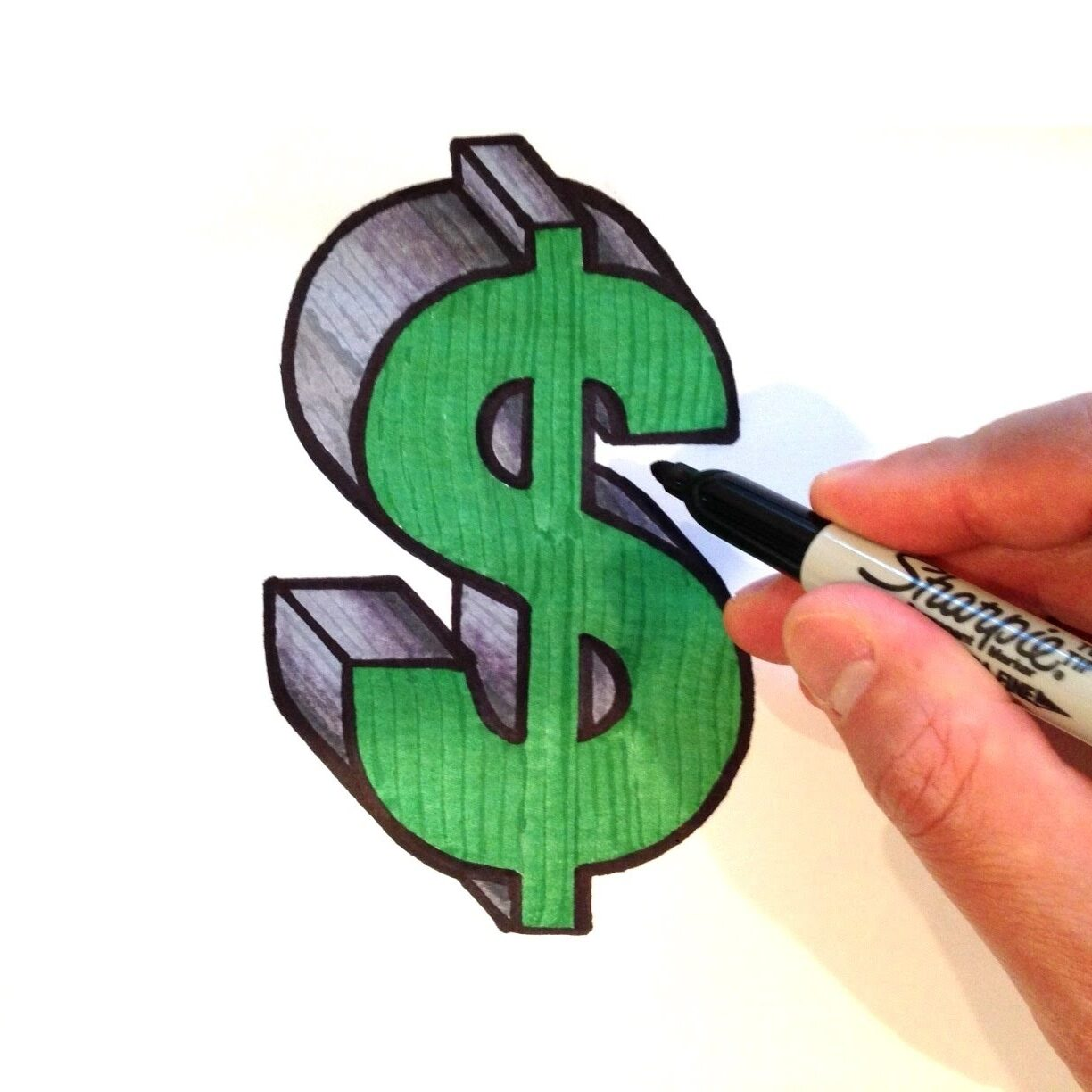 money-sign-drawing-23